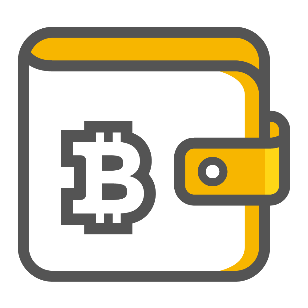 Image result for bitcoin wallet png