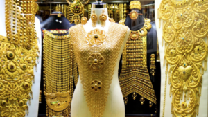 picture showing gold and jewellery price in Dubai